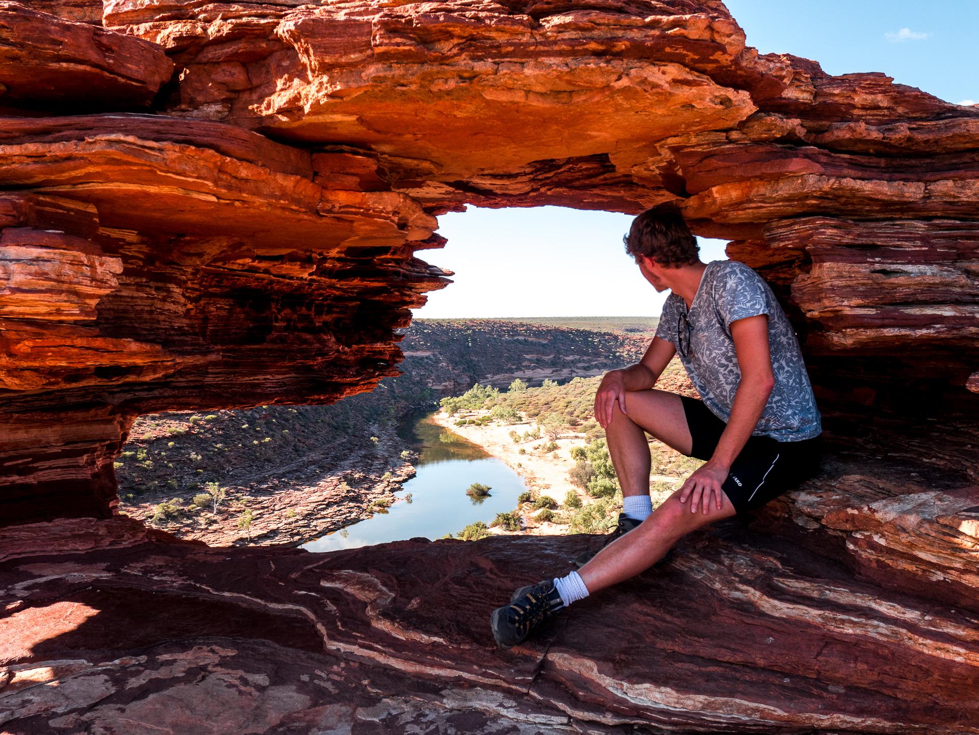 Der Murchison River ist der längste Fluss Western Australias