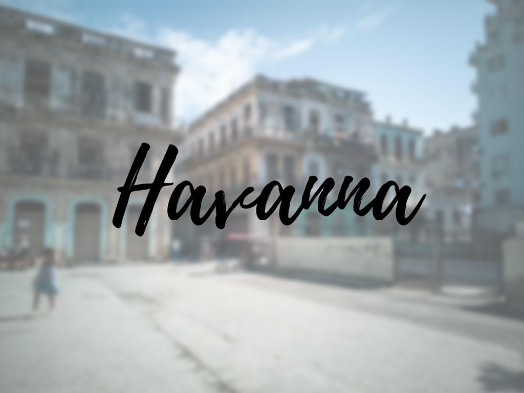 Drei Tage Havanna