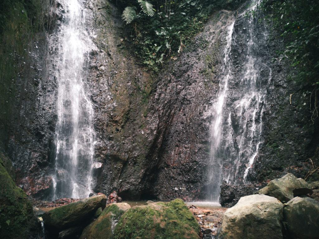 la cascadas
