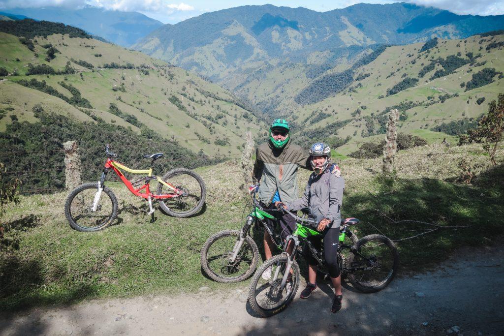Mountainbike fahren in Salento