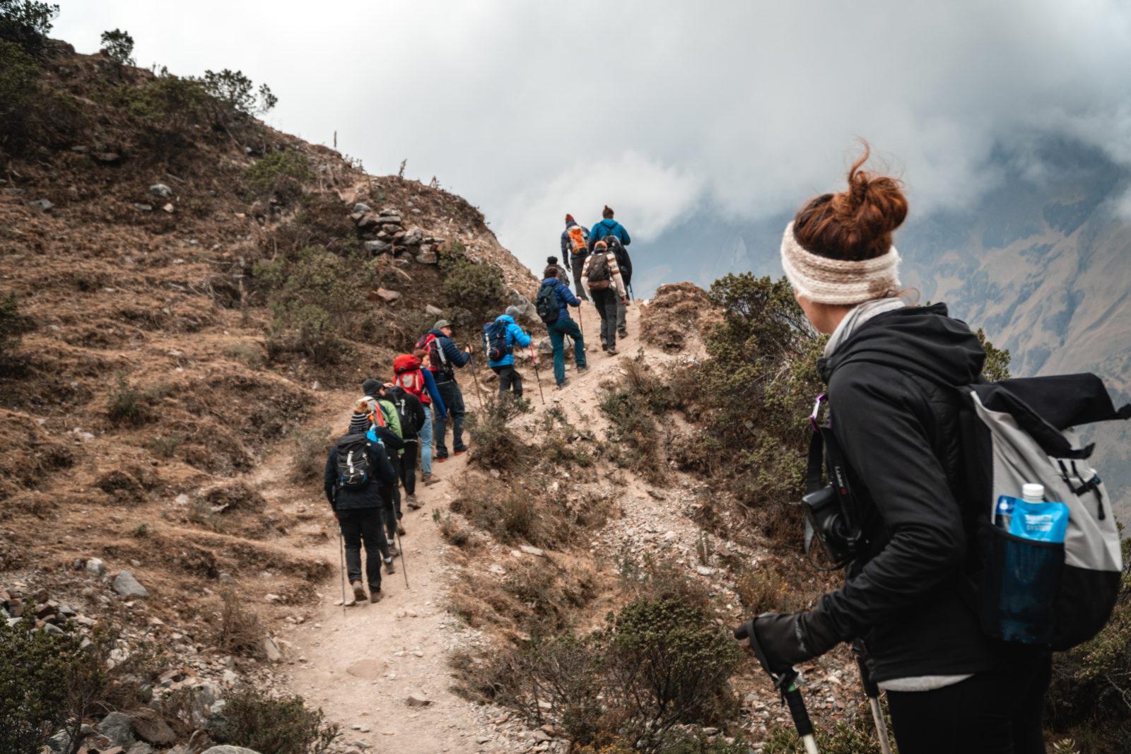 Wanderung auf dem Salkantay Trek